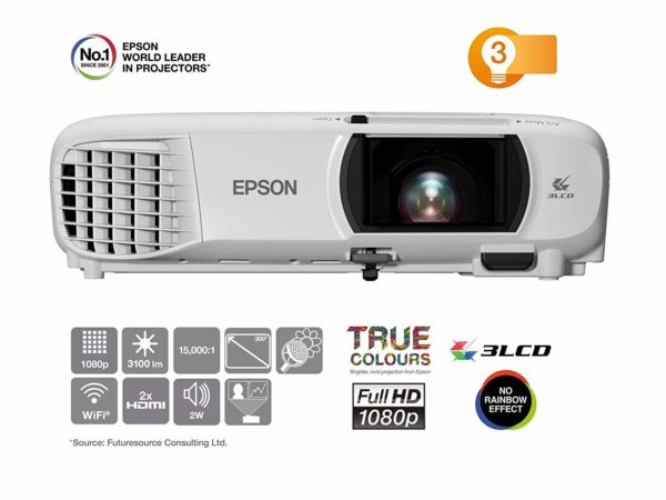 Epson EH-TW650 3 LCD-projector