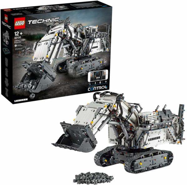 LEGO Technic Liebherr R 9800 Graafmachine – 42100