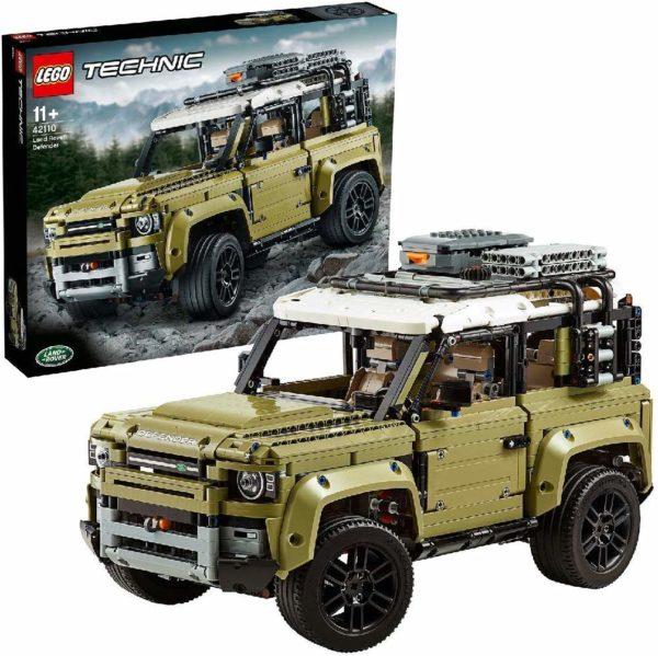 LEGO Technic Land Rover Defender – 42110