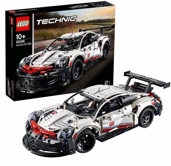 LEGO Technic Porsche 911 RSR – 42096