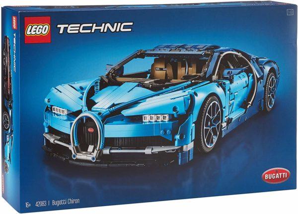 LEGO Technic Bugatti Chiron – 42083