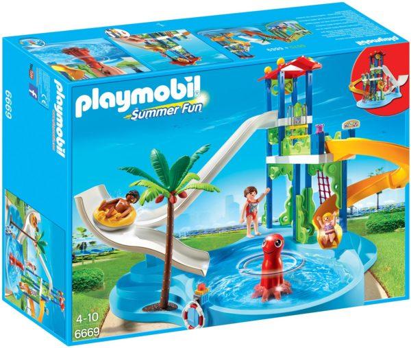 Playmobil Waterpretpark met Glijbanen – 6669