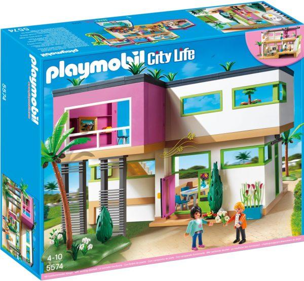 Playmobil Moderne luxevilla – 5574