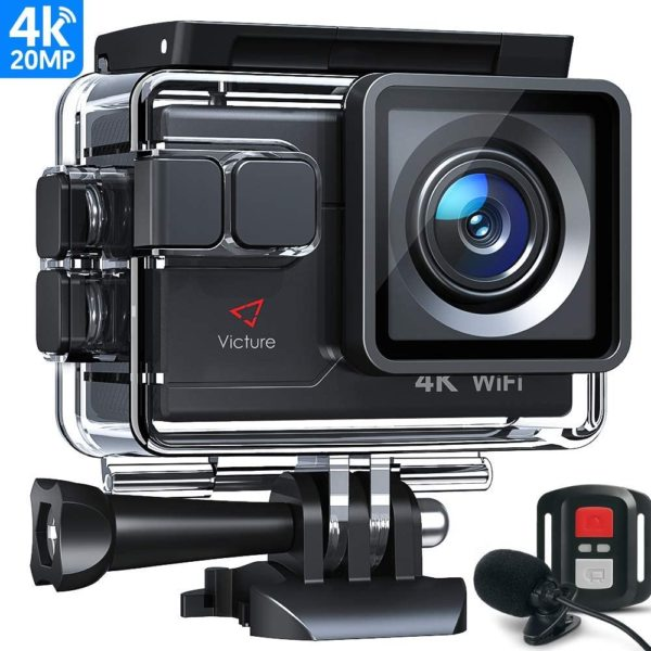 Victure AC700 Action Cam 1080P Full HD