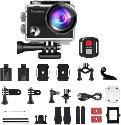 Crosstour CT9000 Action Cam 2