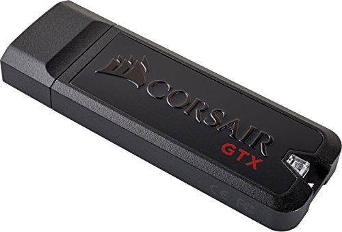 Corsair Flash Voyager GTX 512 GB USB-stick USB 3.1 zwart